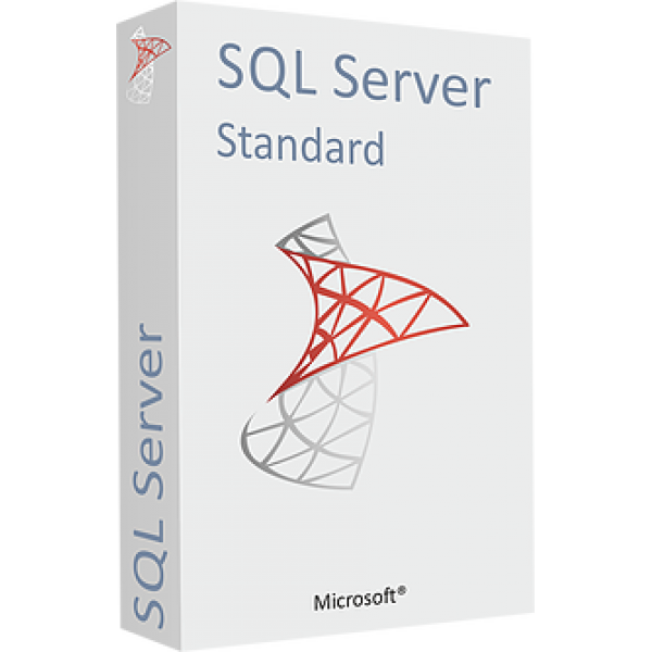 Microsoft SQL Server Standard 2017 Single Open No Level